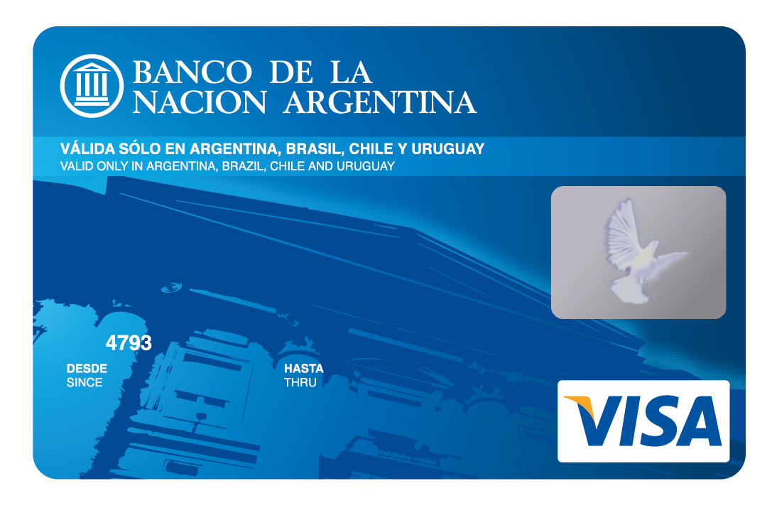 Banco de la naci n argentina Habilitar visa debito para el exterior